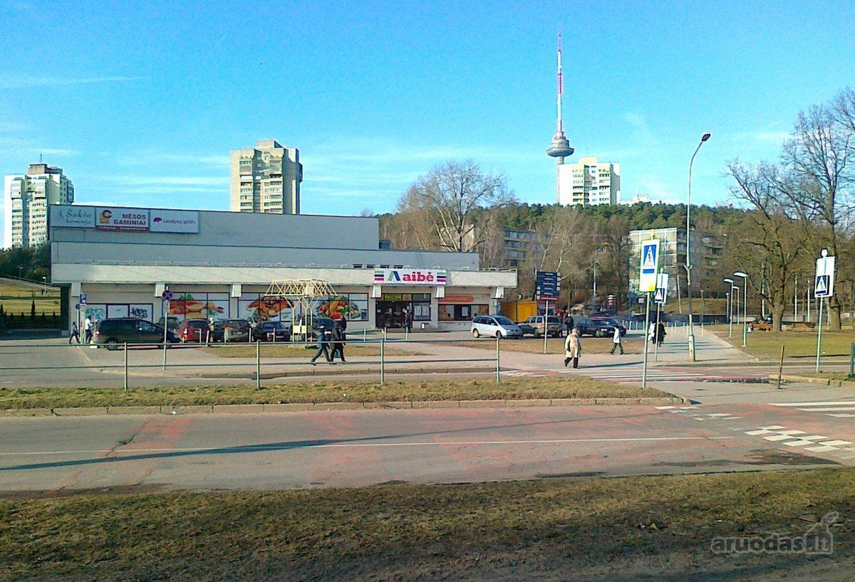 Vilnius, Lazdynai, Erfurto g., prekybinės, sandėliavimo, gamybinės, kita paskirties patalpos nuomai