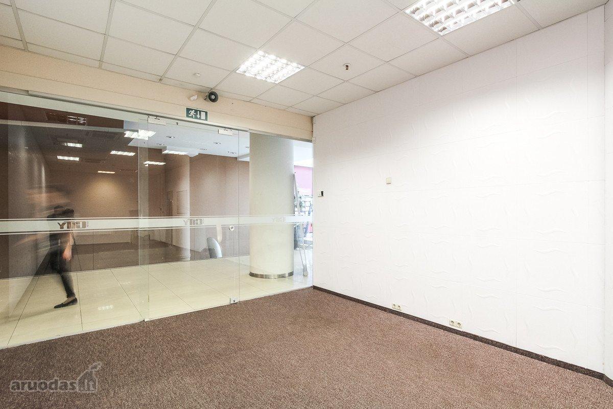 Vilnius, Naujamiestis, Savanorių pr., prekybinės, paslaugų paskirties patalpos nuomai