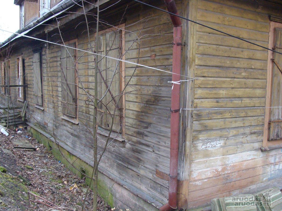 Vilnius, Naujininkai, Konduktorių g., 3 kambarių butas