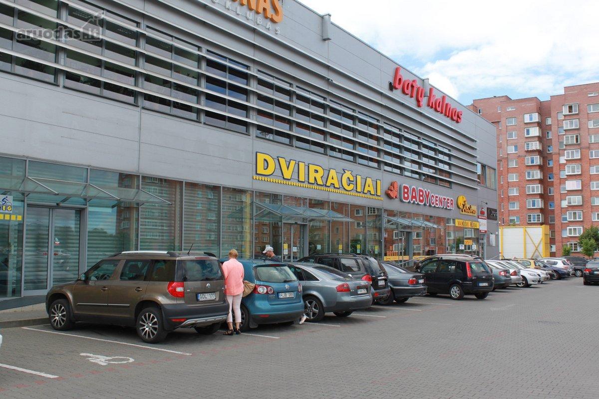 Klaipėda, Baltija, Taikos pr., prekybinės, paslaugų paskirties patalpos nuomai