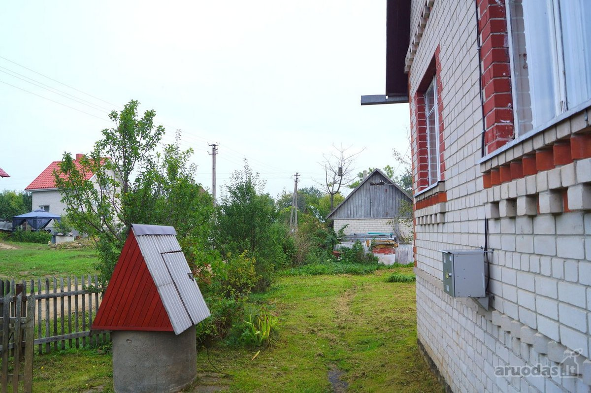 Vilniaus r. sav., Pakonių k., mūrinis sodo namas