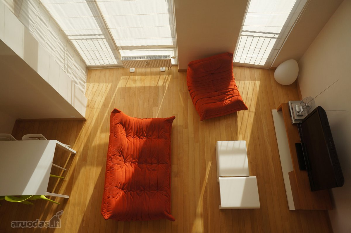Vilnius, Santariškės, J. Franko g., 5 kambarių butas