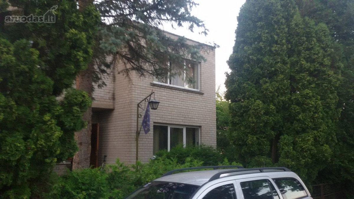 Kauno r. sav., Kačerginės mstl., Nemuno g., mūrinis namas