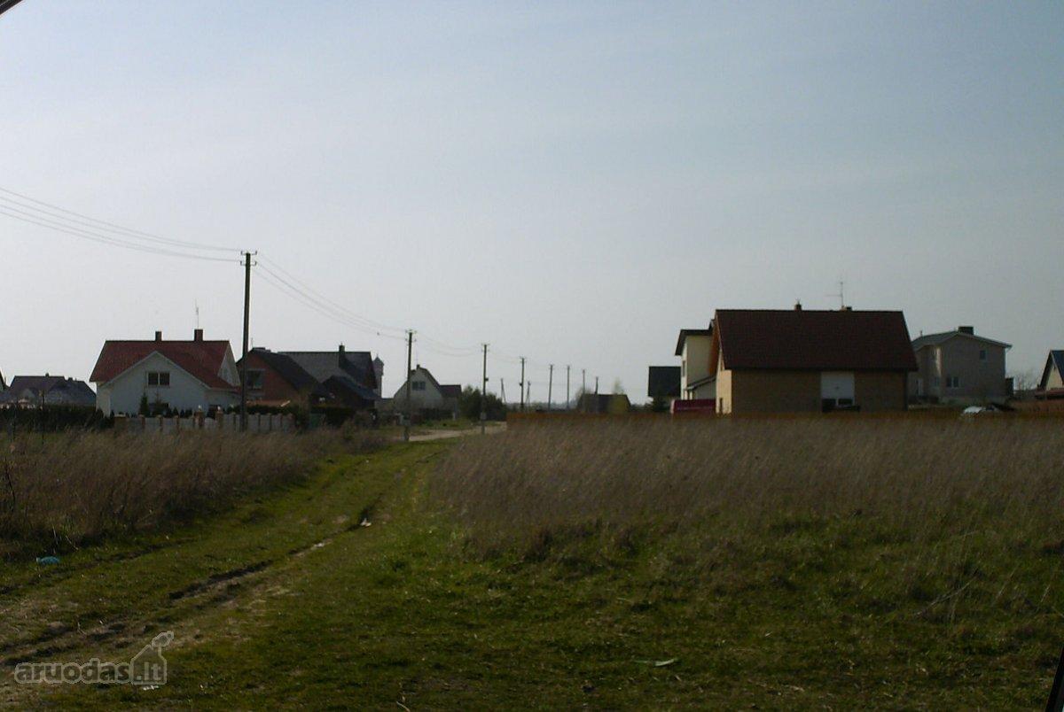 Vilniaus r. sav., Riešės k., Gluosnių g., namų valdos paskirties sklypas