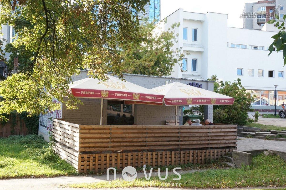 Vilnius, Šnipiškės, Kalvarijų g., prekybinės, maitinimo, kita paskirties patalpos