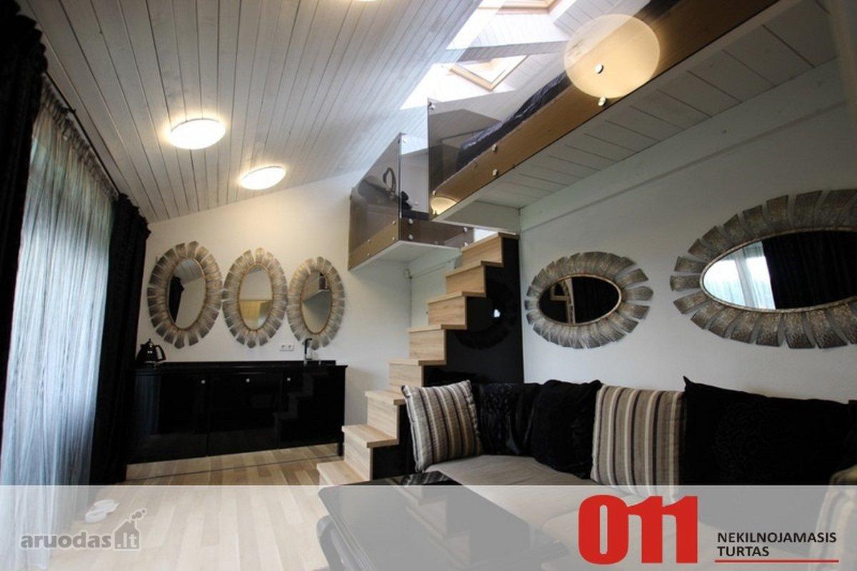 Palanga, Kontininkų g., 2 kambarių butas