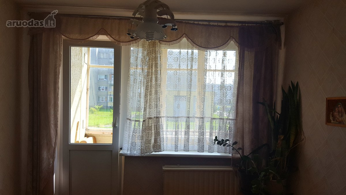 Kėdainių m., Respublikos g., 2 kambarių butas