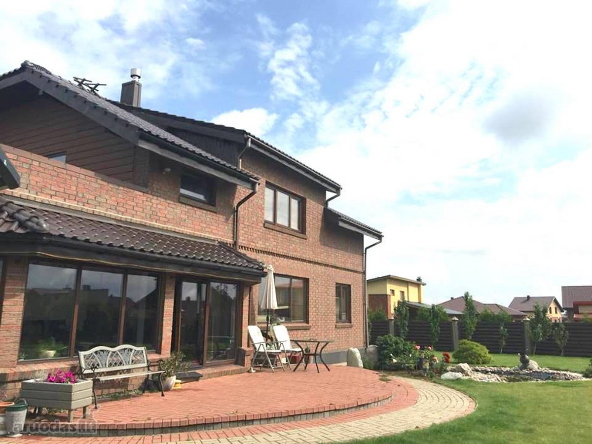 Klaipėdos r. sav., Slengių k., Žvaigždyno g., mūrinis namas