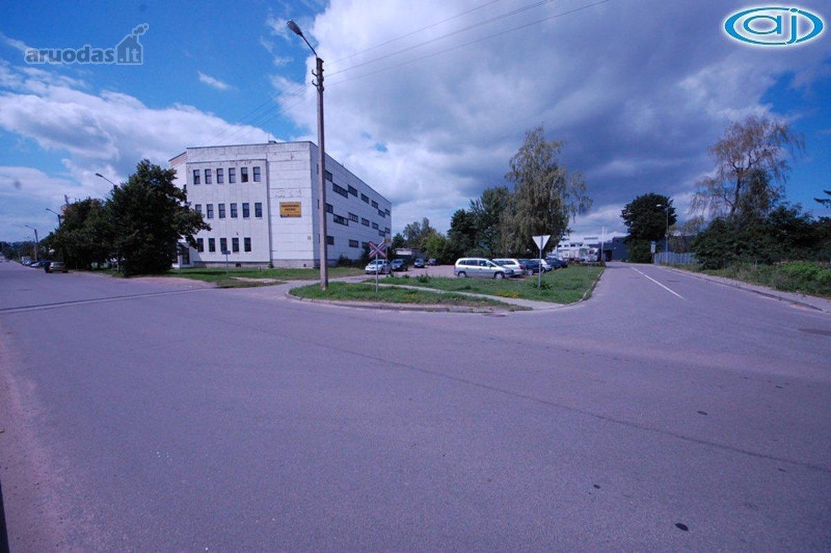 Vilnius, Kirtimai, Jurgio Dobkevičiaus g., biuro, sandėliavimo, gamybinės paskirties patalpos