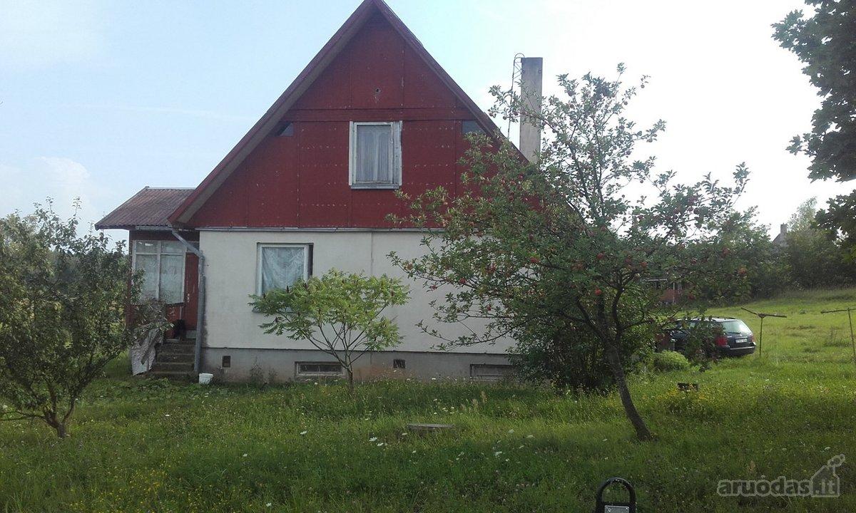 Elektrėnų sav., Kazokiškių k., Pakalnės g., blokinis namas