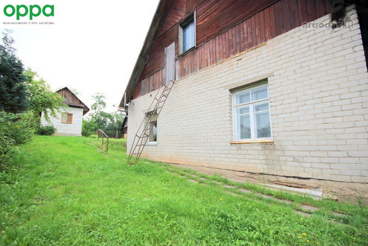 Vilnius, Naujoji Vilnia, Draugystės g., rąstinis namas