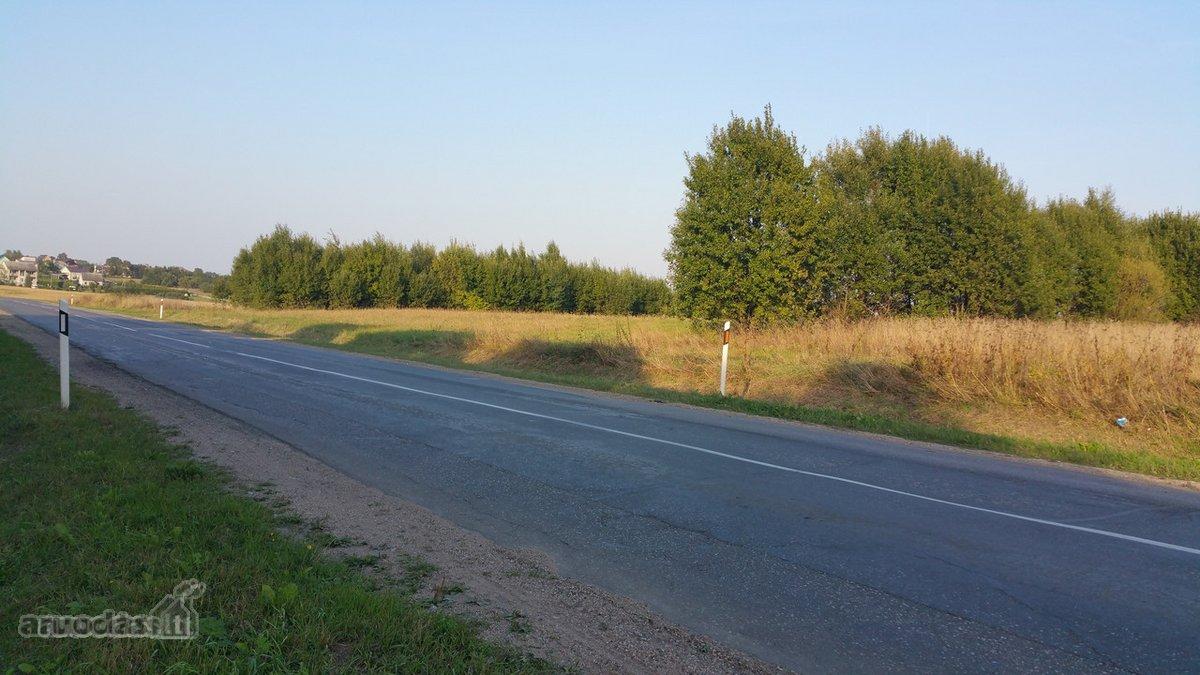Vilniaus r. sav., Grigaičių k., Pergalės g., žemės ūkio paskirties sklypas