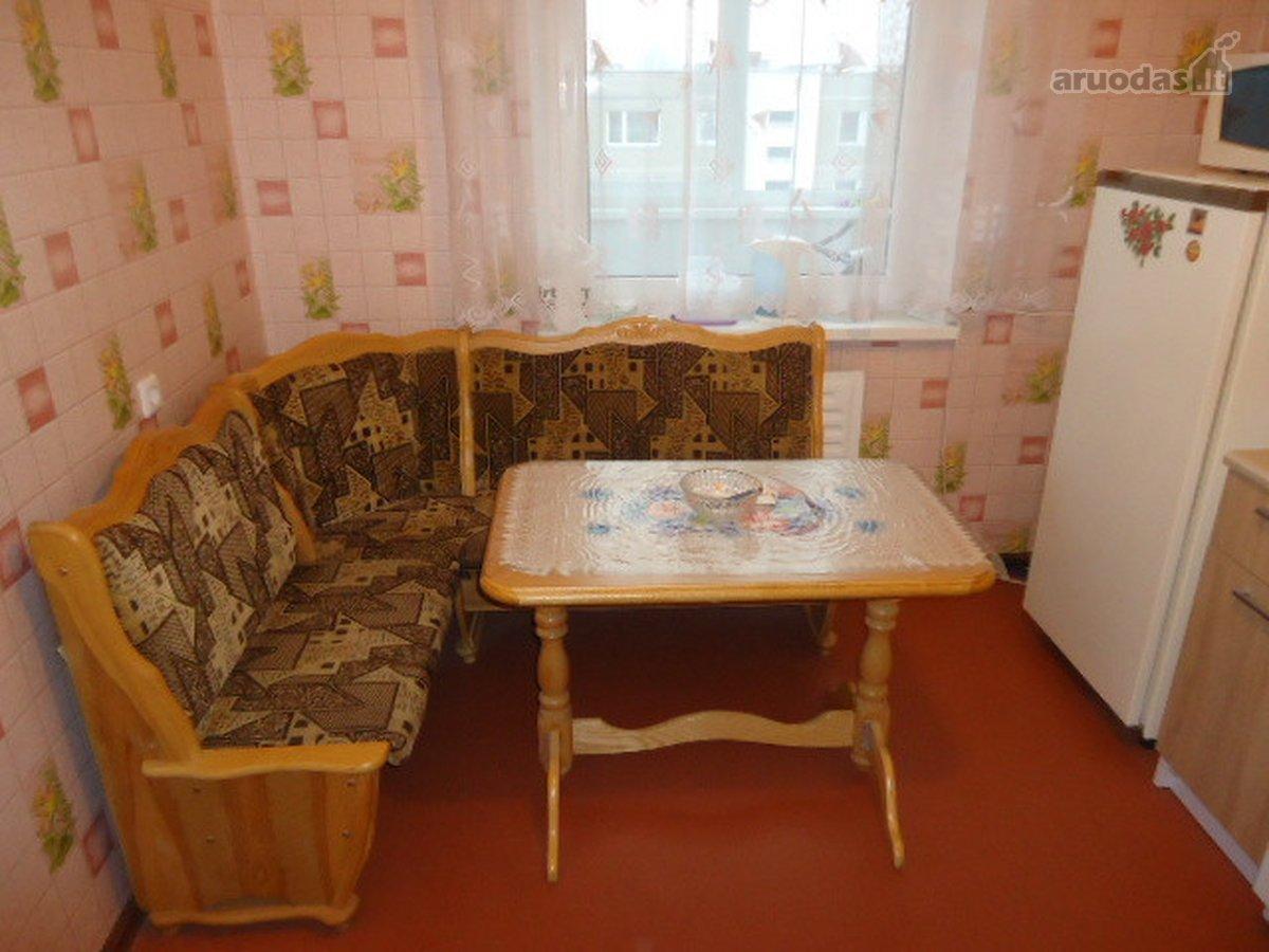Vilnius, Fabijoniškės, S. Stanevičiaus g., 1 kambario buto nuoma