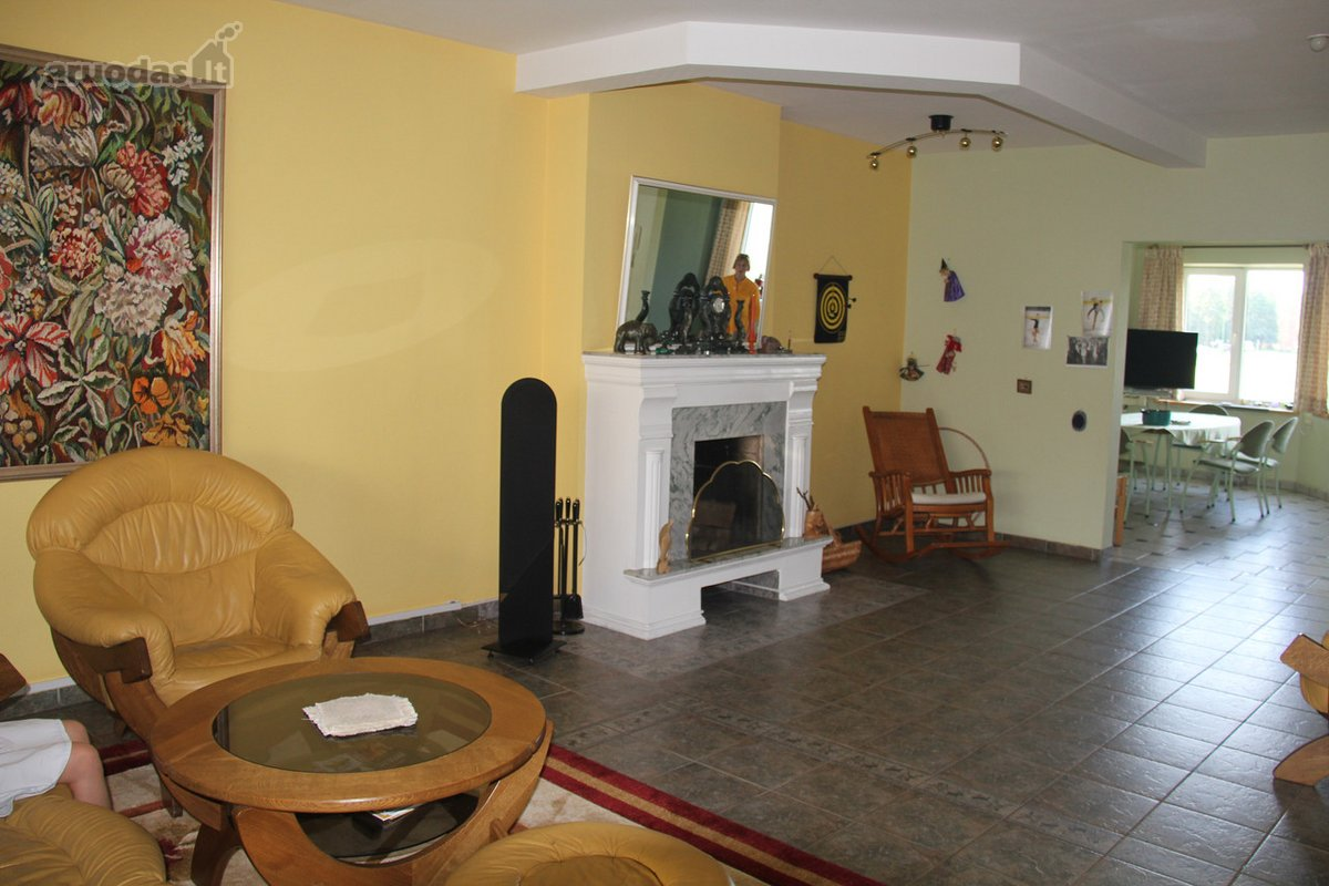 Klaipėda, Debrecenas, Naikupės g., brick blocked house for rent
