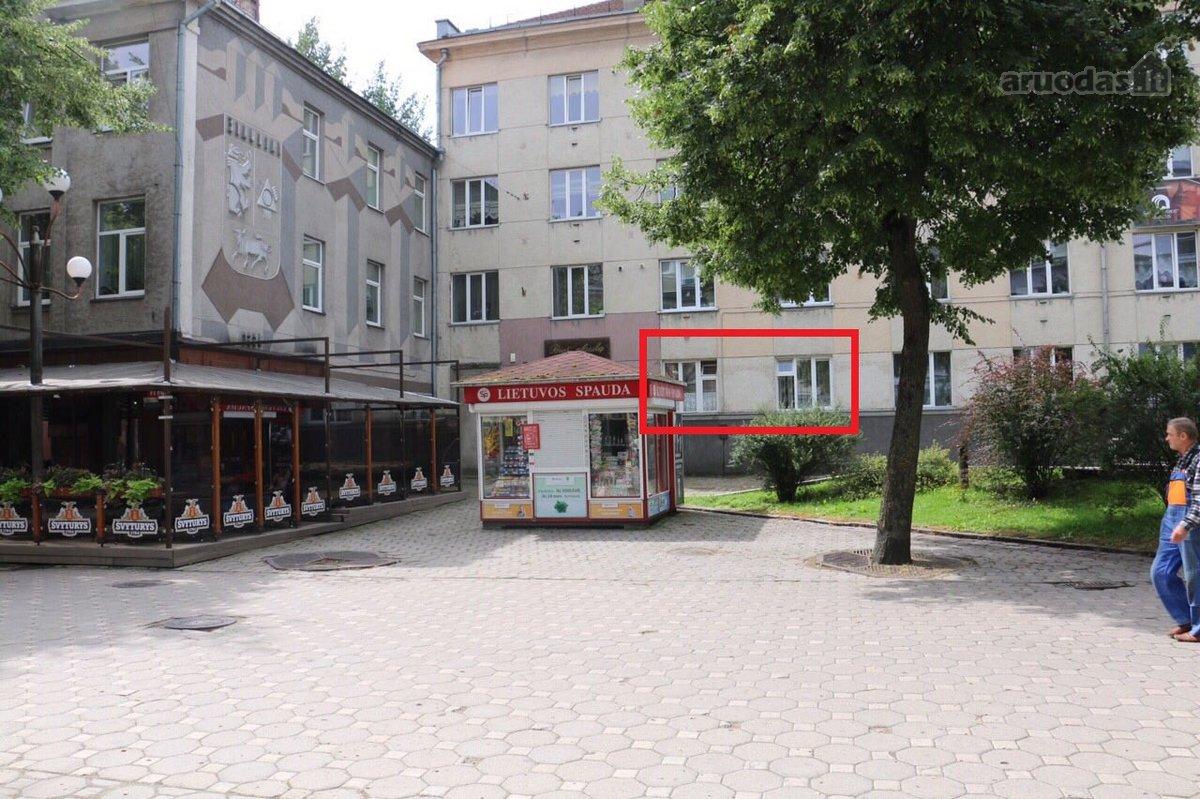Šiauliai, Centras, Vilniaus g., biuro, prekybinės, viešbučių, paslaugų, maitinimo, kita paskirties patalpos