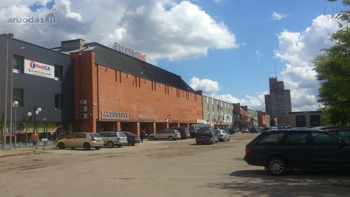 Kaunas, Dainava, Pramonės pr., biuro, prekybinės, paslaugų, sandėliavimo, gamybinės, maitinimo, kita paskirties patalpos