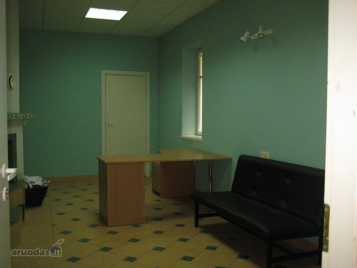 Šiauliai, Gubernija, Gamybos g., biuro paskirties patalpos nuomai