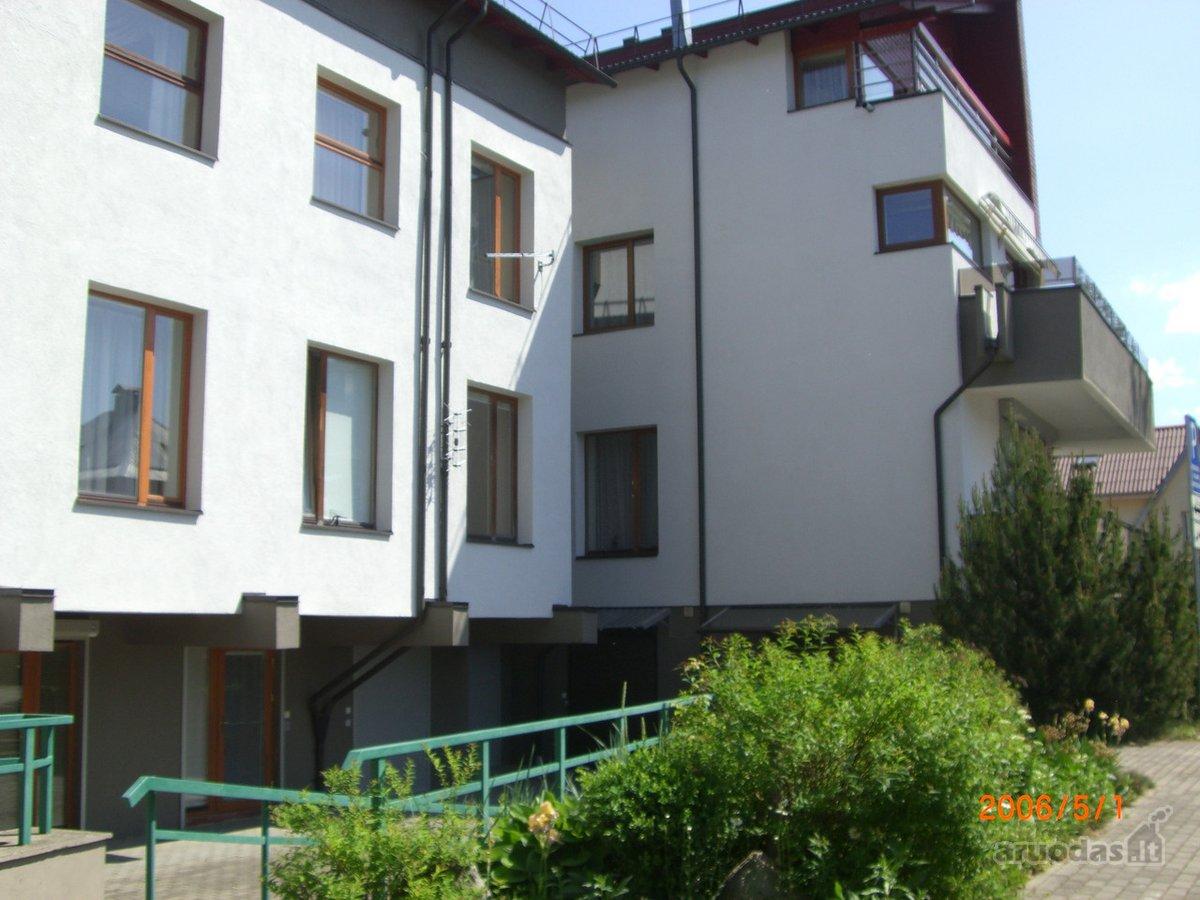 Palanga, Dzūkų g., 2 kambarių butas