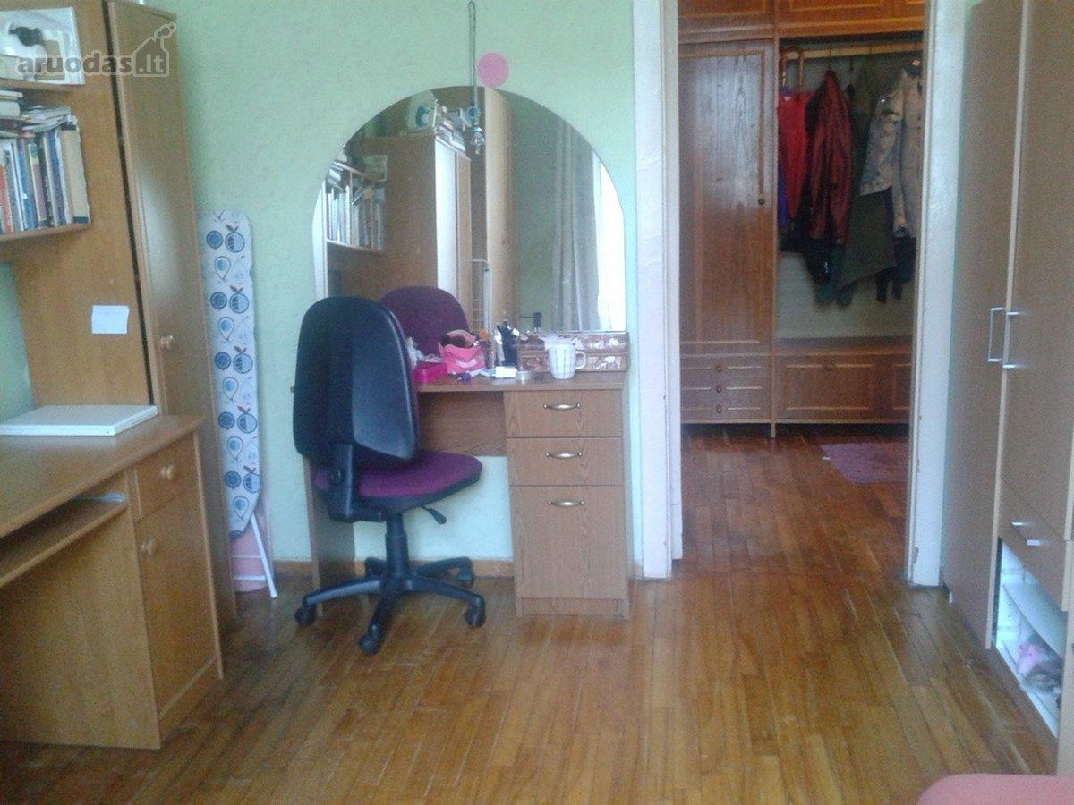 Vilnius, Senamiestis, Gedimino pr., 2 kambarių butas