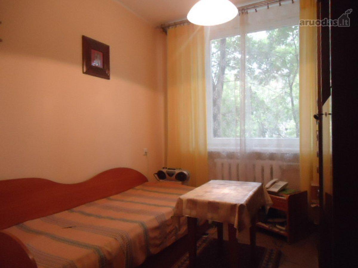 Vilnius, Justiniškės, Justiniškių g., 1 kambario buto nuoma