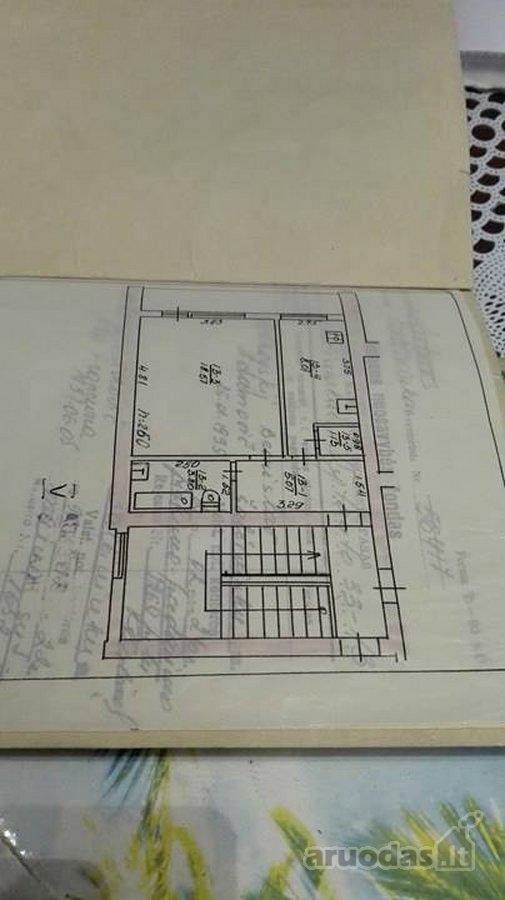 Šalčininkų m., J. Sniadeckio g., 1 kambario butas
