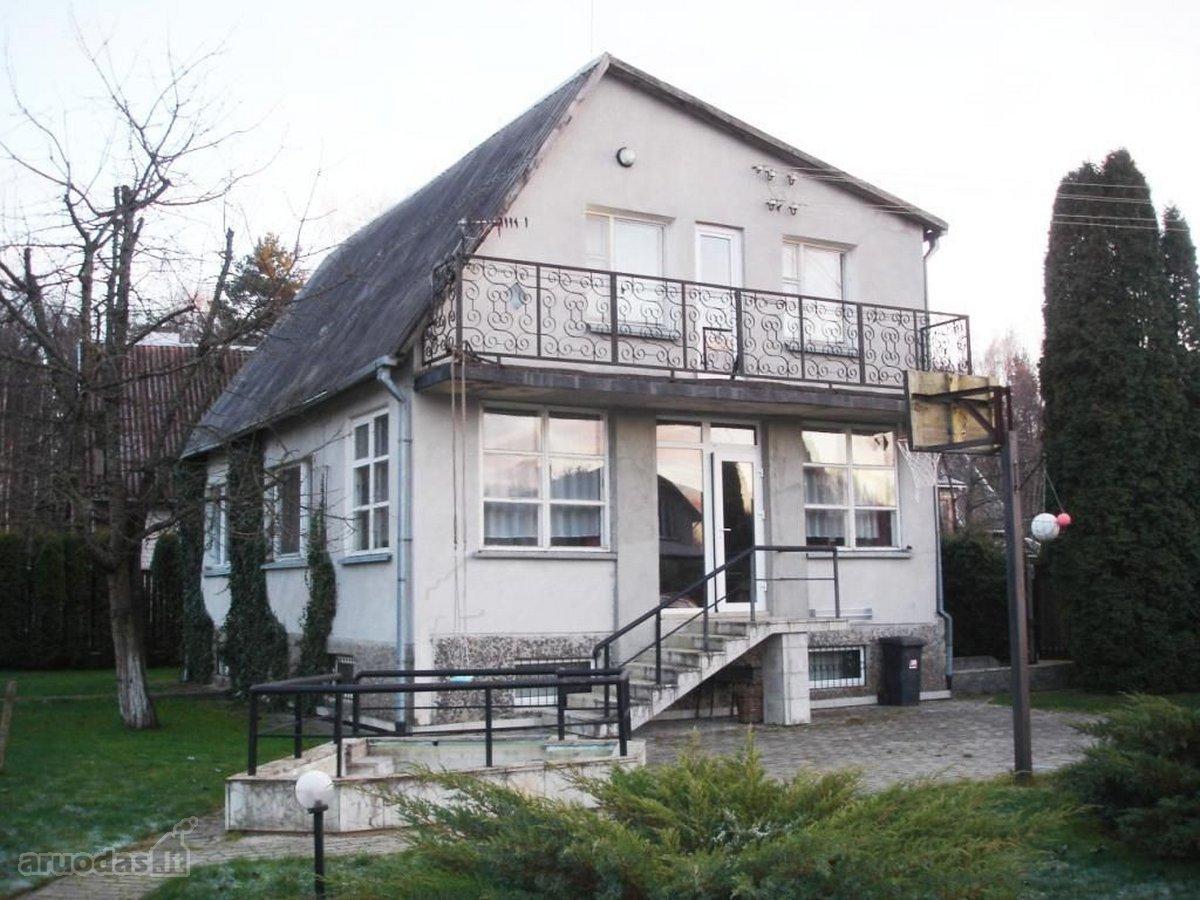 Šiauliai, Bačiūnai, Vyturių g., mūrinis namas