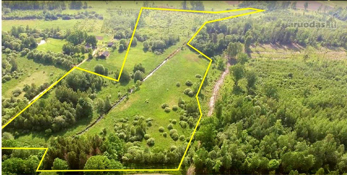 Kaišiadorių r. sav., Jurgiškių k., žemės ūkio paskirties sklypas