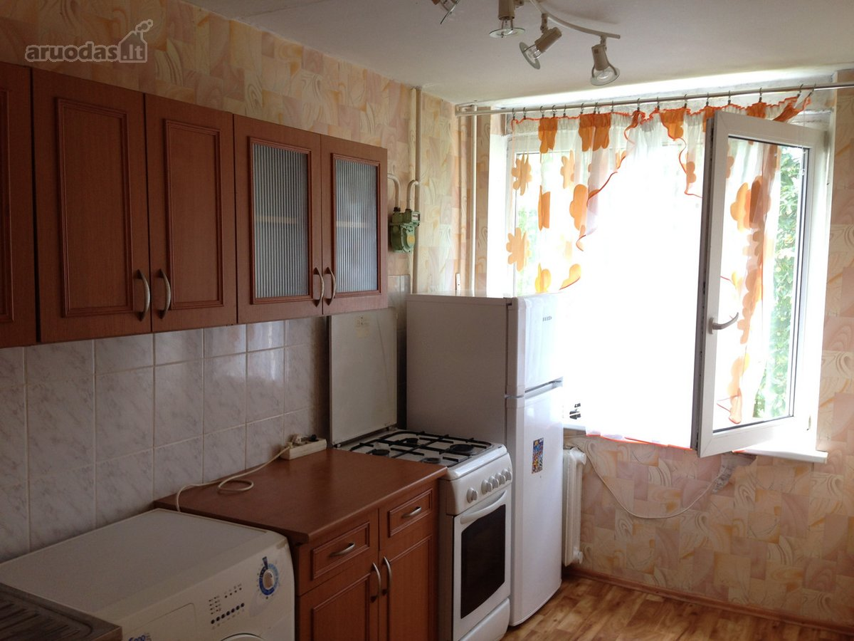 Kėdainių m., J. Basanavičiaus g., 1 kambario butas