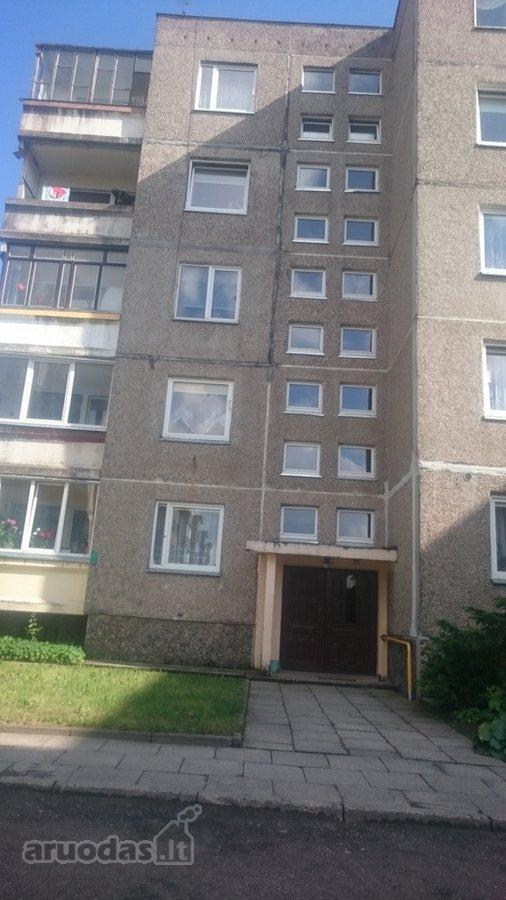 Ukmergės m., Miškų g., 1 kambario butas