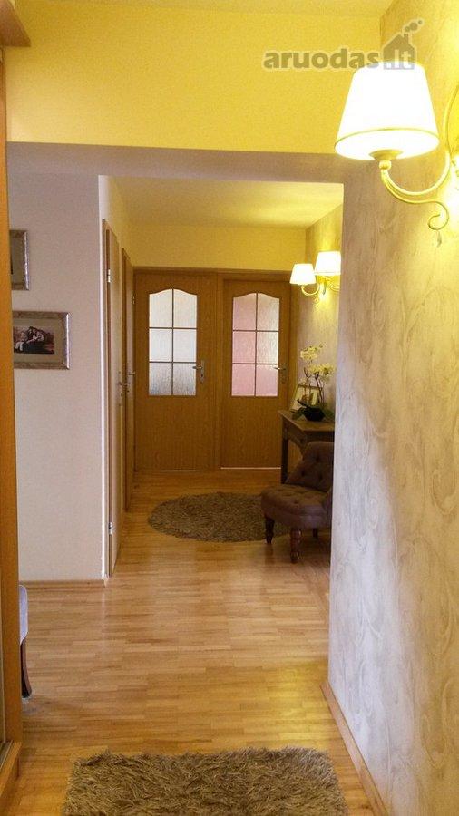 Klaipėda, Miško, Kretingos g., 3 kambarių butas