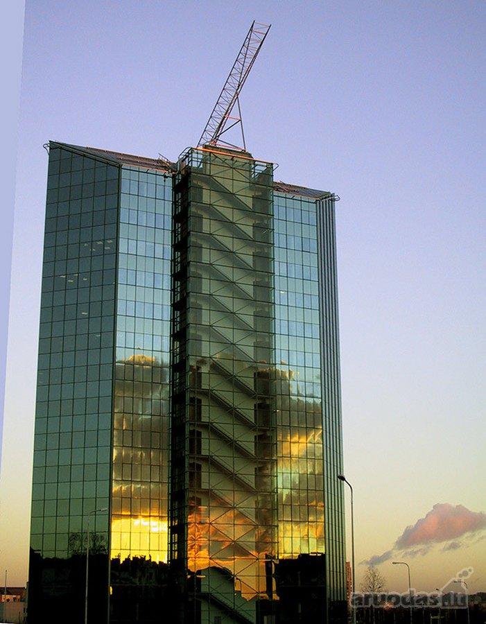 Vilnius, Šnipiškės, Geležinio Vilko g., biuro paskirties patalpos nuomai