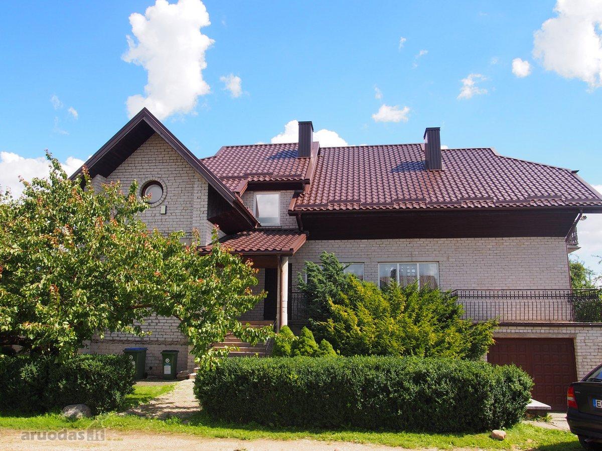 Kaunas, Aleksotas, P. Gudyno g., mūrinis namas