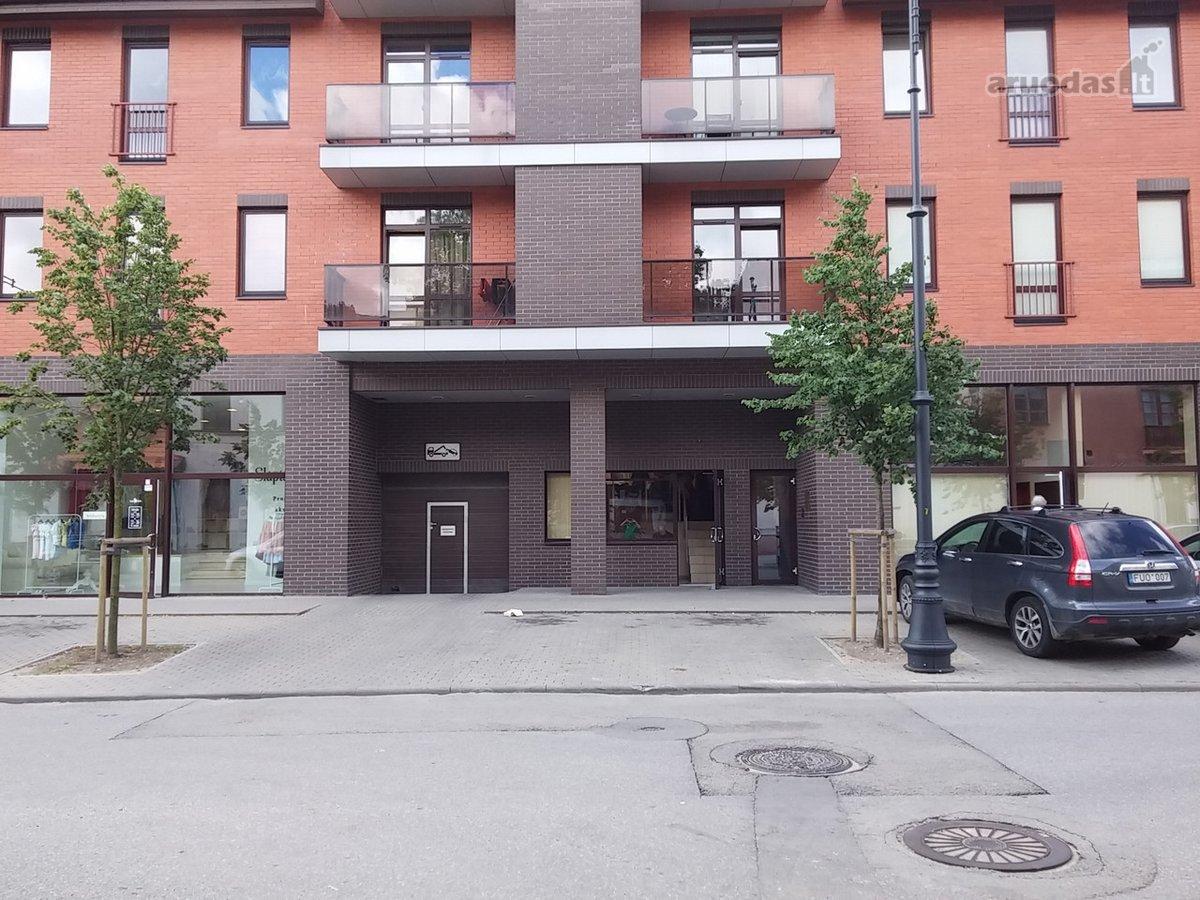 Klaipėda, Centras, S. Šimkaus g., biuro, prekybinės, paslaugų, kita paskirties patalpos