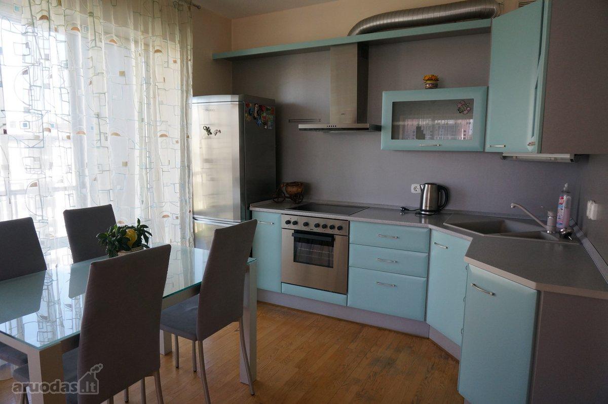 Vilnius, Baltupiai, Didlaukio g., 2 kambarių buto nuoma