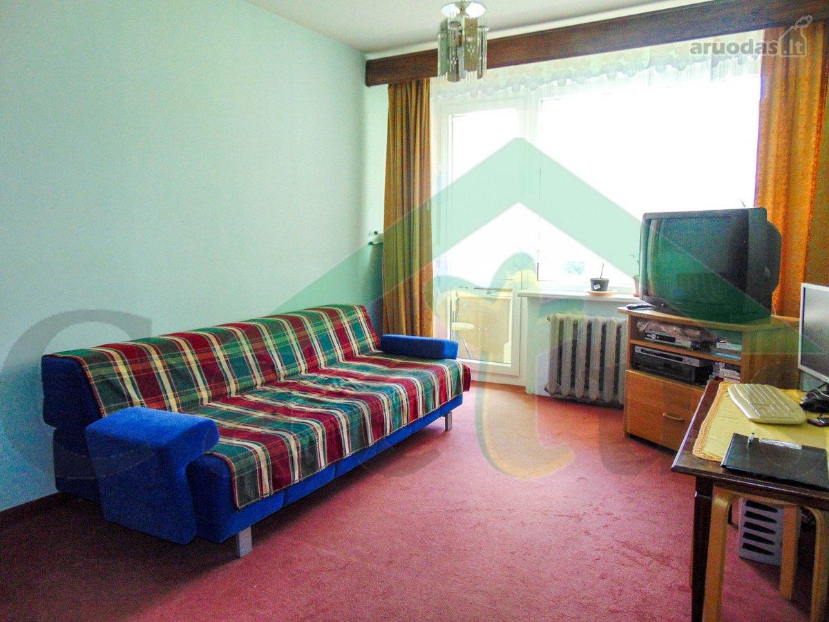 Alytus, Putinų, Miklusėnų g., 2 kambarių butas