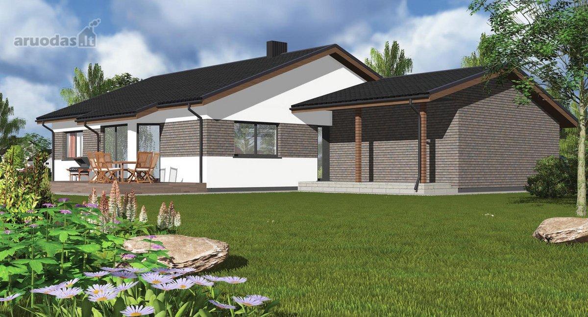 Klaipėda, Tauralaukis, Skersinė g., mūrinis namas