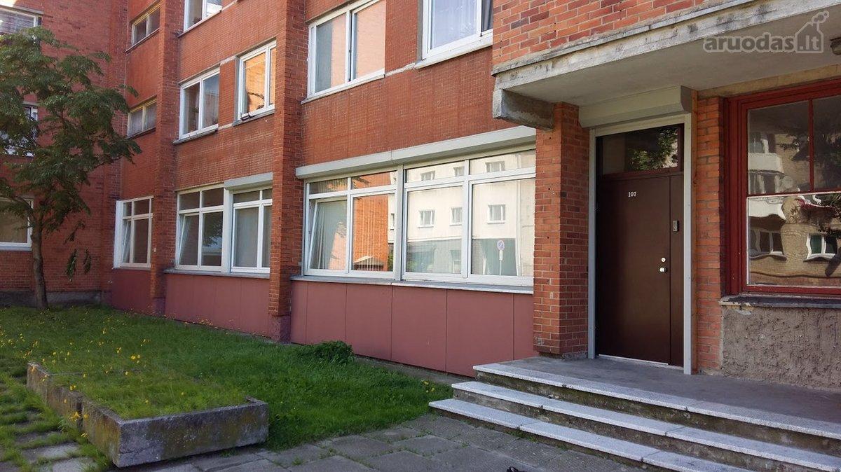Klaipėda, Centras, Bangų g., biuro paskirties patalpos