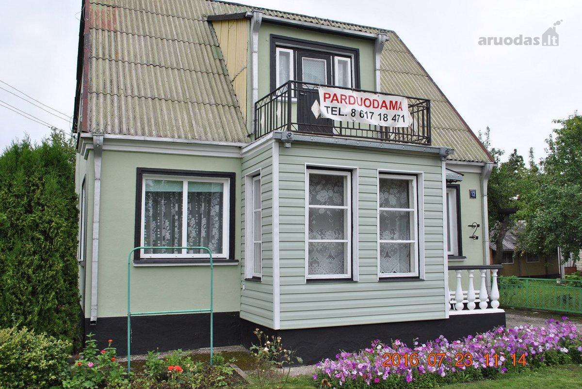 Kalvarijos m., J. Basanavičiaus g., mūrinis namas