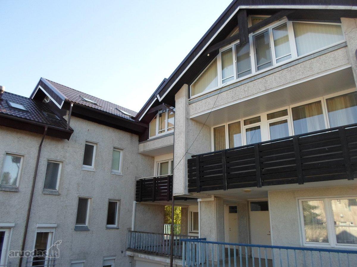 Neringos m., G. D. Kuverto g., 2 kambarių butas