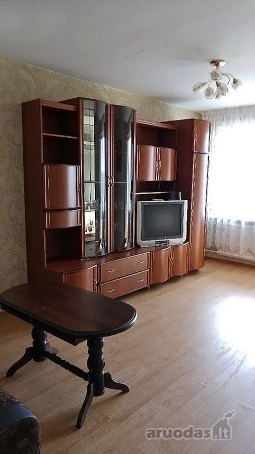 Vilnius, Justiniškės, Justiniškių g., 2 kambarių buto nuoma