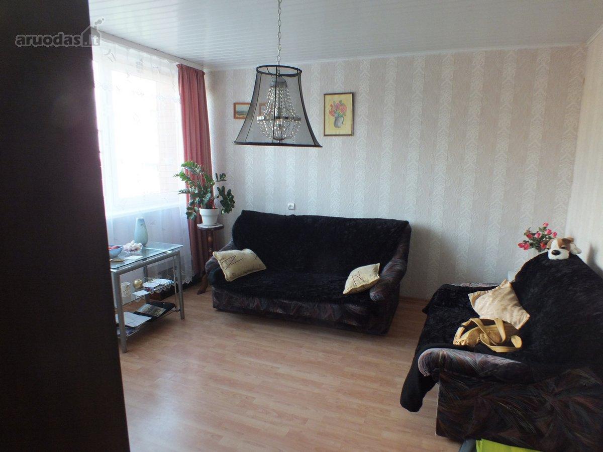 Panevėžys, Centras, Algirdo g., 2 kambarių butas