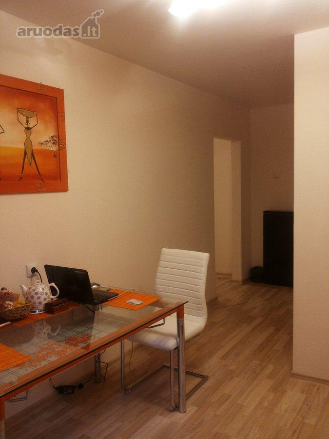 Šiauliai, Lieporiai, Krymo g., 2 kambarių butas