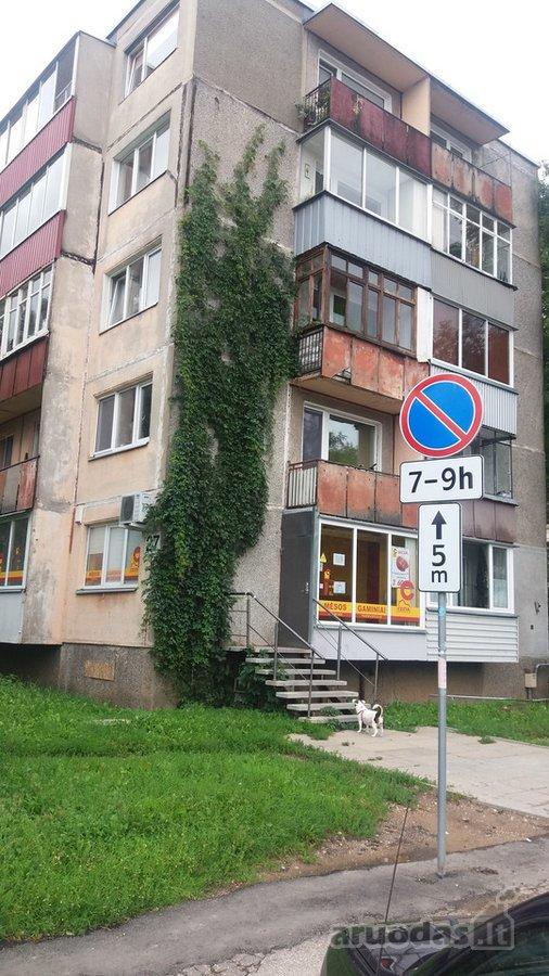Kaunas, Dainava, V. Krėvės pr., prekybinės paskirties patalpos