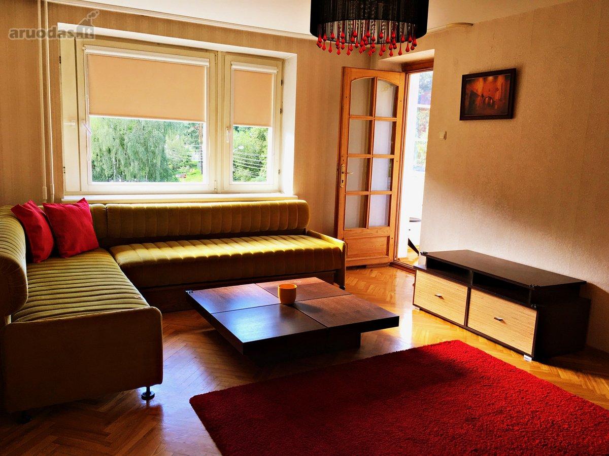 Vilnius, Jeruzalė, Mokyklos g., 2 kambarių buto nuoma