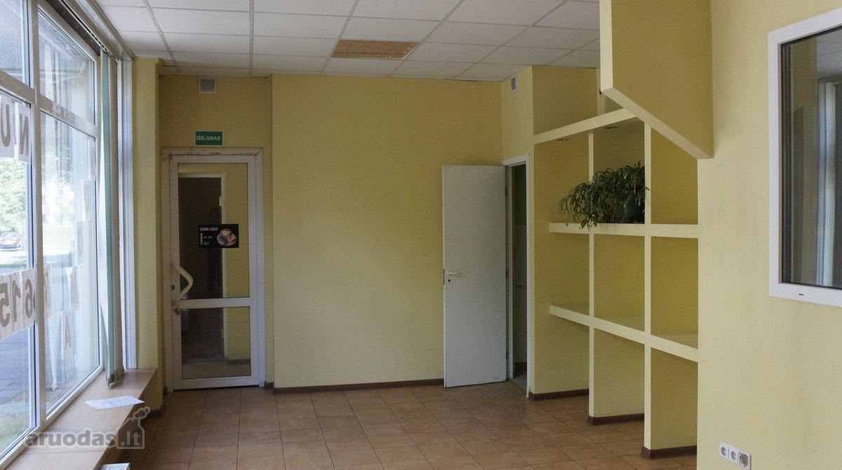 Vilnius, Naujamiestis, Savanorių pr., prekybinės paskirties patalpos nuomai