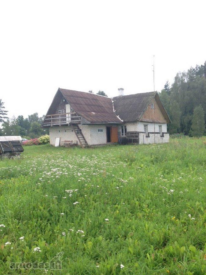 Varėnos r. sav., Karpiškių k., Sodyba