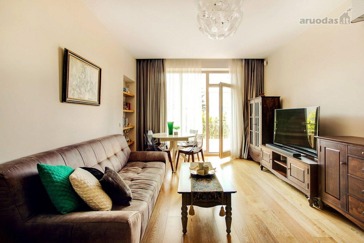 Vilnius, Karoliniškės, Igno Šimulionio g., 3 kambarių buto nuoma