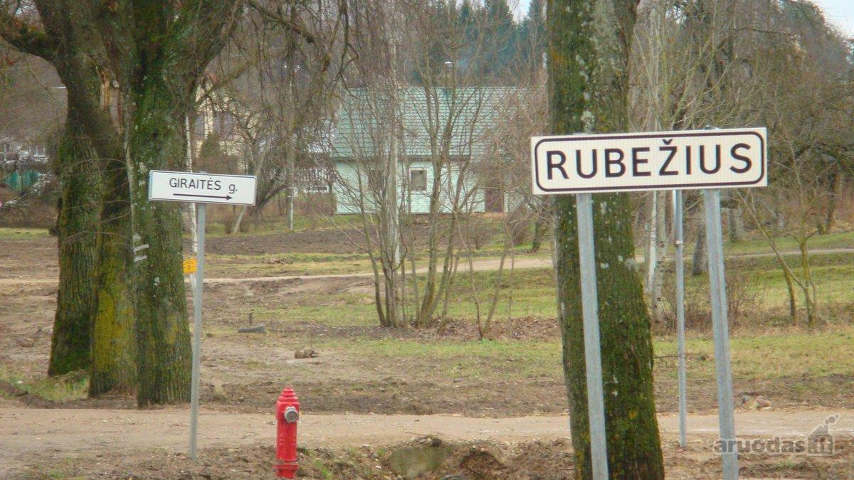 Trakų r. sav., Rubežiaus k., Giraitės g., namų valdos paskirties sklypas