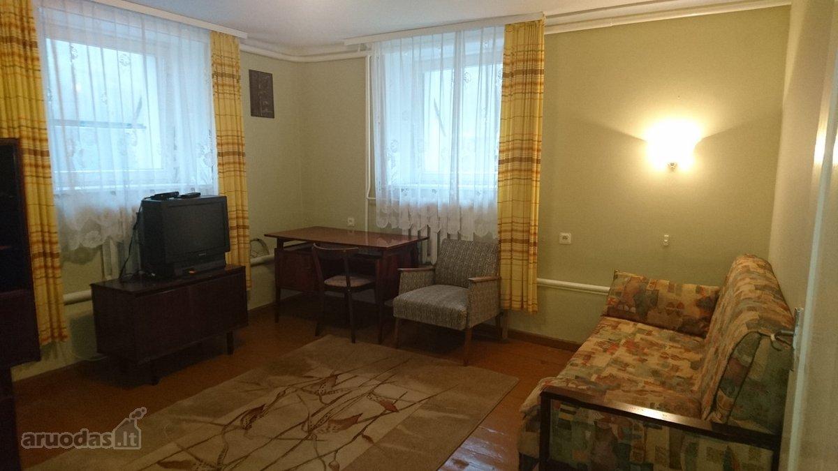 Vilnius, Rasos, Alkūnės g., 1 kambario buto nuoma