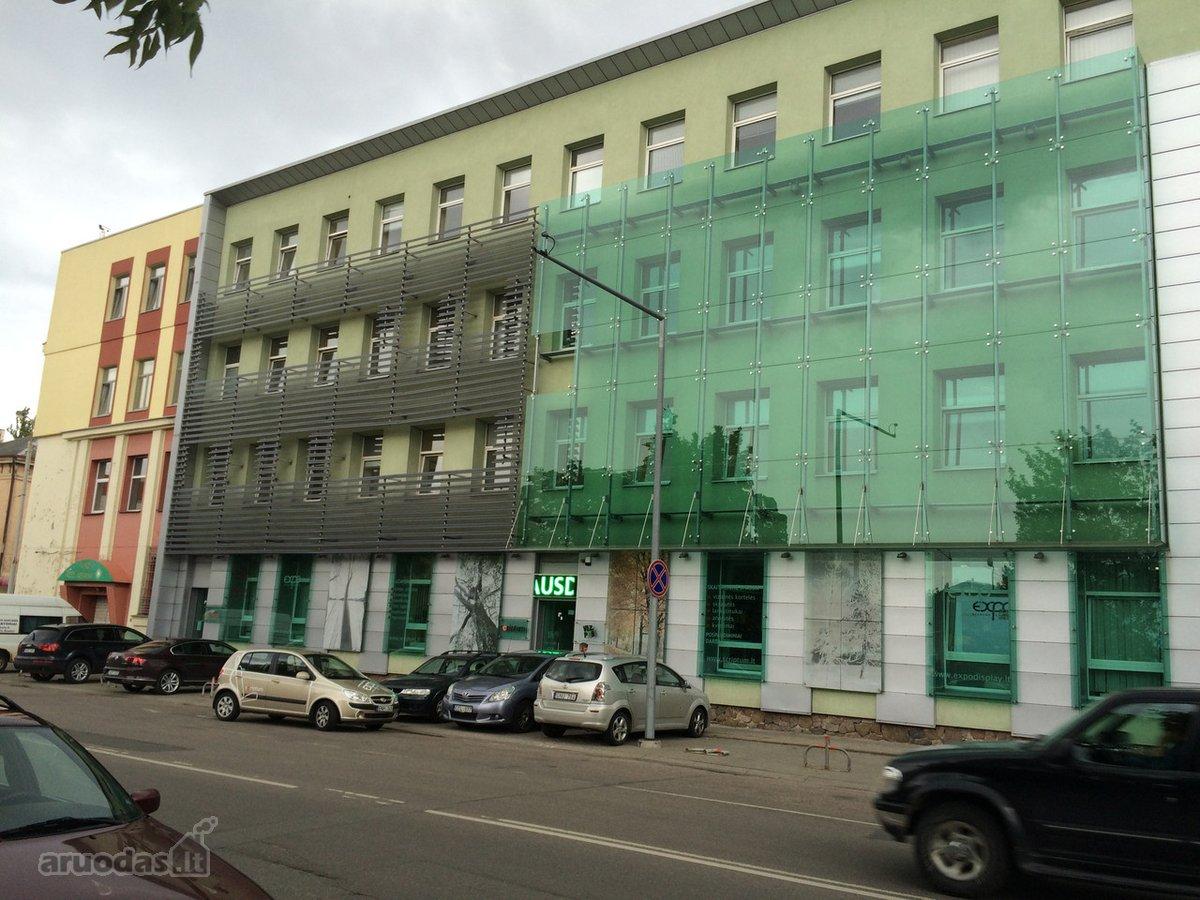 Vilnius, Naujamiestis, Vytenio g., biuro, prekybinės, paslaugų, gamybinės paskirties patalpos nuomai